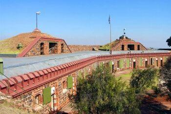 Fort Klapperkop, Gauteng