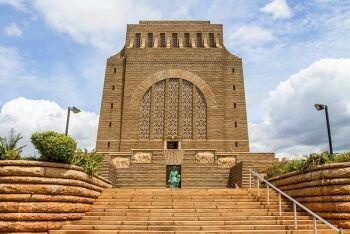 Voortrekker monument in Pretoria, Gauteng