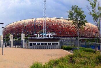 Soccer City, Nasrec, Johannesburg, Gauteng