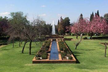 Johannesburg Botanical Garden, Johannesburg, Gauteng
