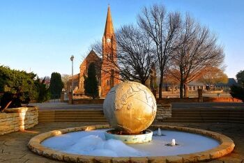 The D.R. Church in Heidelberg, Southern Gauteng, Gauteng