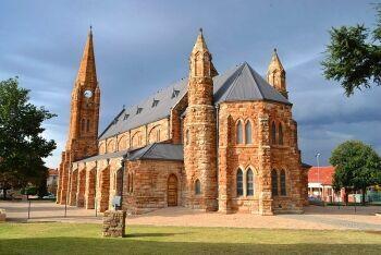Dutch Reformed Church in Heidelberg, Gauteng